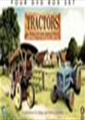 Tractors and Traction Engines Online DVD Rental