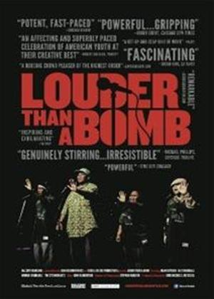 Louder Than a Bomb Online DVD Rental