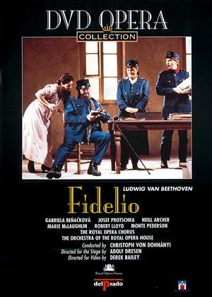 Rent Beethoven: Fidelio: Royal Opera House Online DVD Rental