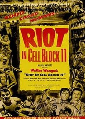 Rent Riot in Cell Block 11 Online DVD Rental