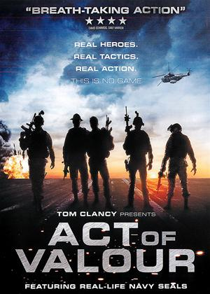Act of Valour Online DVD Rental