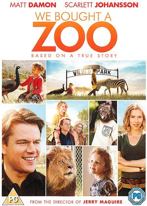 We Bought a Zoo Online DVD Rental
