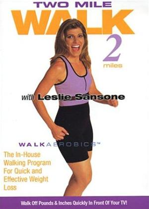 Rent Leslie Sansone: 2 Mile Walk Online DVD Rental
