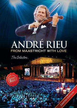 Rent Andre Rieu: From Maastricht with Love: The Collection Online DVD Rental