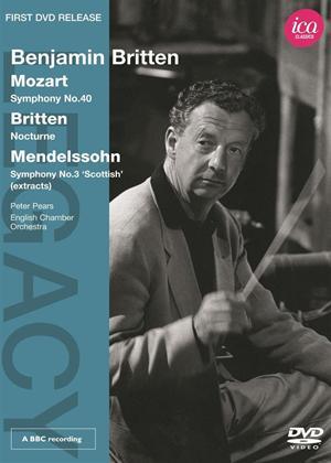 Rent Britten: Mozart/Britten/Mendellsohn Online DVD Rental