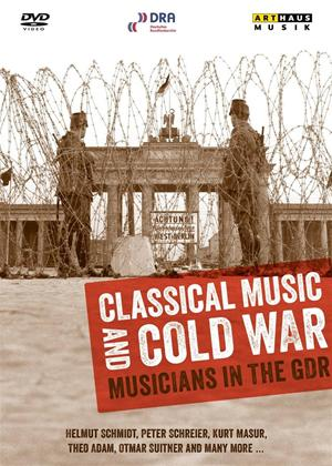 Rent Classical Music and Cold War: Musicians in the GDR Online DVD Rental