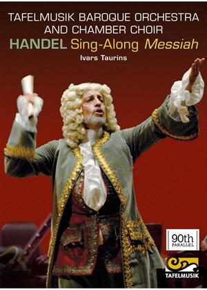 Handel: Sing-along Messiah (Taurins) Online DVD Rental