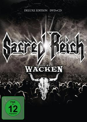 Sacred Reich: Live at Wacken Online DVD Rental