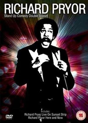 Rent Richard Pryor Stand-Up Comedy Online DVD Rental