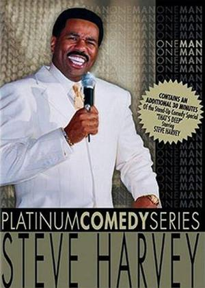 Rent Steve Harvey: One Man Online DVD Rental
