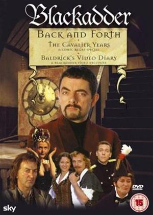 Blackadder: Back and Forth / The Cavalier Years / Baldrick's Diary Online DVD Rental