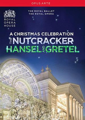Rent The Nutcracker/Hansel and Greta: Royal Opera House Online DVD Rental