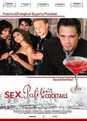 Sex, Politics and Cocktails Online DVD Rental