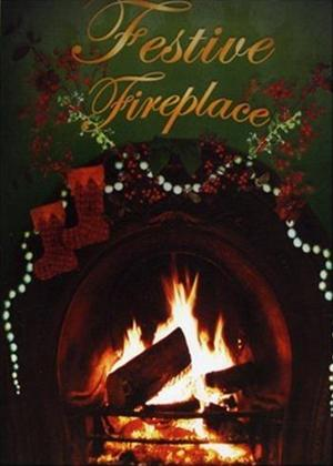 Festive Fireplace Online DVD Rental