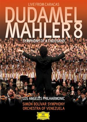 Rent Mahler: Symphony No.8 (Dudamel) Online DVD Rental
