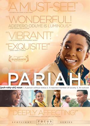 Pariah Online DVD Rental