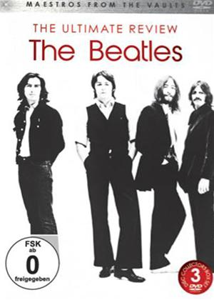 Rent The Beatles: Maestros from the Vaults: The Ultimate Review Online DVD Rental