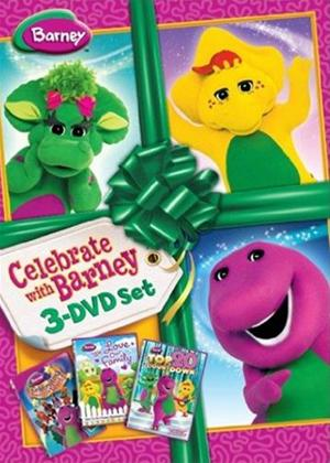 Rent Barney: Celebrate with Barney Online DVD Rental