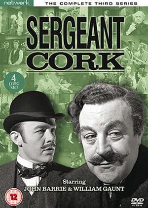 Rent Sergeant Cork: Series 3 Online DVD Rental