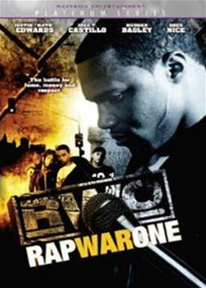 Rap War One Online DVD Rental