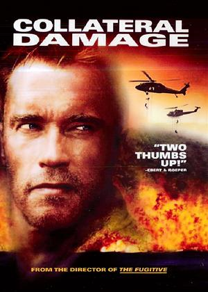 Rent Collateral Damage Online DVD Rental