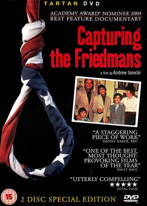 Capturing the Friedmans Online DVD Rental
