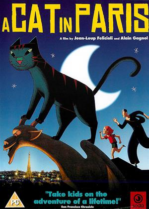 A Cat in Paris Online DVD Rental