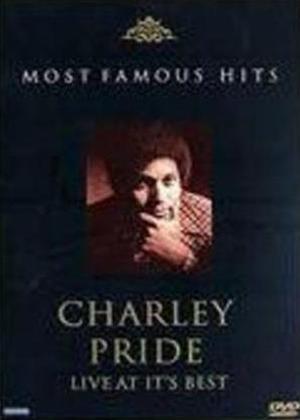 Charley Pride: Live at His Best Online DVD Rental