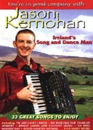 Jason Kernohan: Ireland's Song and Dance Man Online DVD Rental