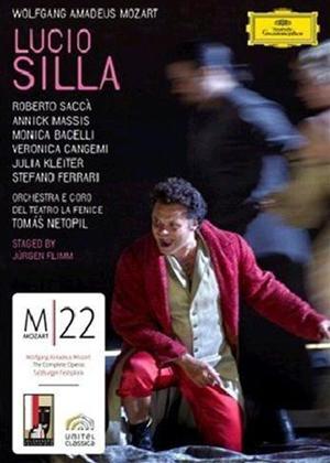 Mozart 22: Lucio Silla Online DVD Rental