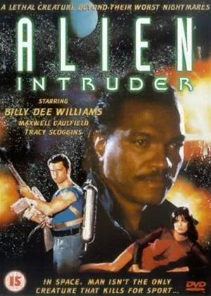 Alien Intruder Online DVD Rental