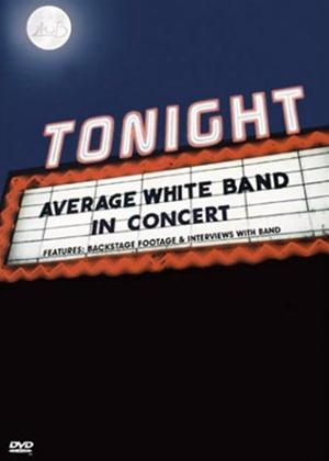 Rent The Average White Band: In Concert Online DVD Rental