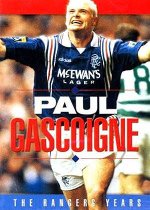 Gazza: The Ranger Years Online DVD Rental