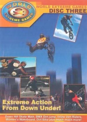 Rent World Extreme Games 2000: Part 3 Online DVD Rental