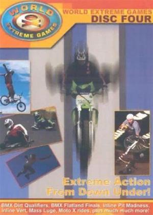 Rent World Extreme Games 2000: Part 4 Online DVD Rental
