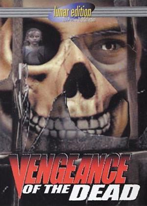 Rent Vengeance of the Dead Online DVD Rental