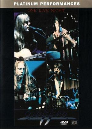 Dokken: One Live Night Online DVD Rental