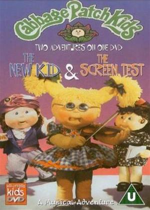 Cabbage Patch Kids: The New Kid / The Screen Test Online DVD Rental