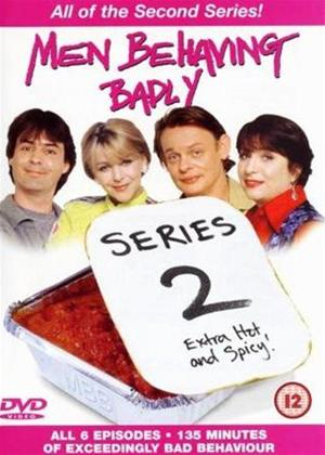 Rent Men Behaving Badly: Series 2 Online DVD Rental
