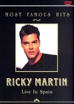 Rent Ricky Martin: Live in Spain: Most Famous Hits Online DVD Rental