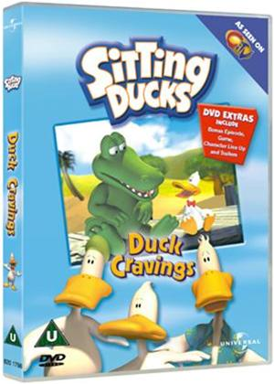 Sitting Ducks: Duck Cravings: Vol.1 Online DVD Rental