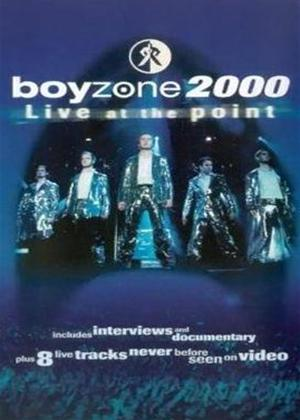 Boyzone 2000: Live from the Point Online DVD Rental