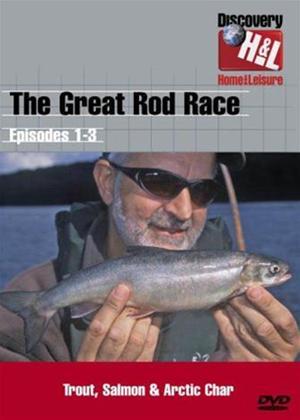 Rent Matt Hayes Great Rod Race: Episodes 1-3 Online DVD Rental
