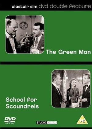 School for Scoundrels / The Green Man Online DVD Rental