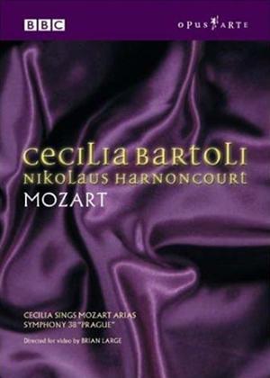 Cecilia Bartoli: Mozart Arias Online DVD Rental