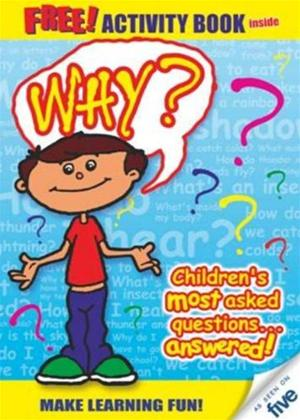 Why? Childrens Most Asked Questions Answered Online DVD Rental