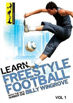 Rent Learn Freestyle Football Online DVD Rental