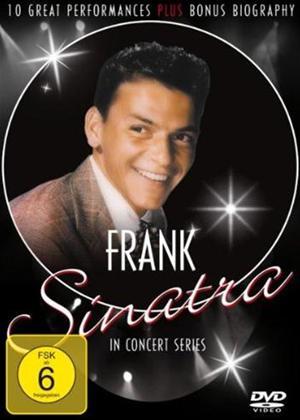 Frank Sinatra Entertains Online DVD Rental