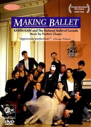 Making Ballet: Karen Kain and the National Ballet of Canada Online DVD Rental