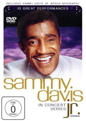 Sammy Davis Jr: Entertains Online DVD Rental